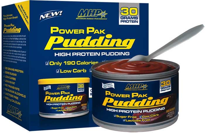 MHP Pudding