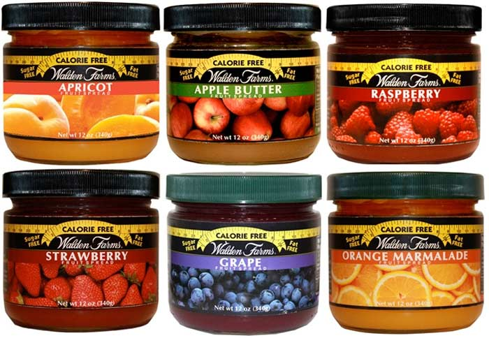 Walden Farms Fruit Spreads