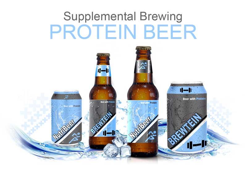 protein beer brewtein nutribeer